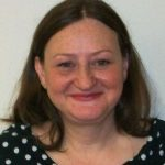 An Image of the Activities Co-ordinator Clare Rochford