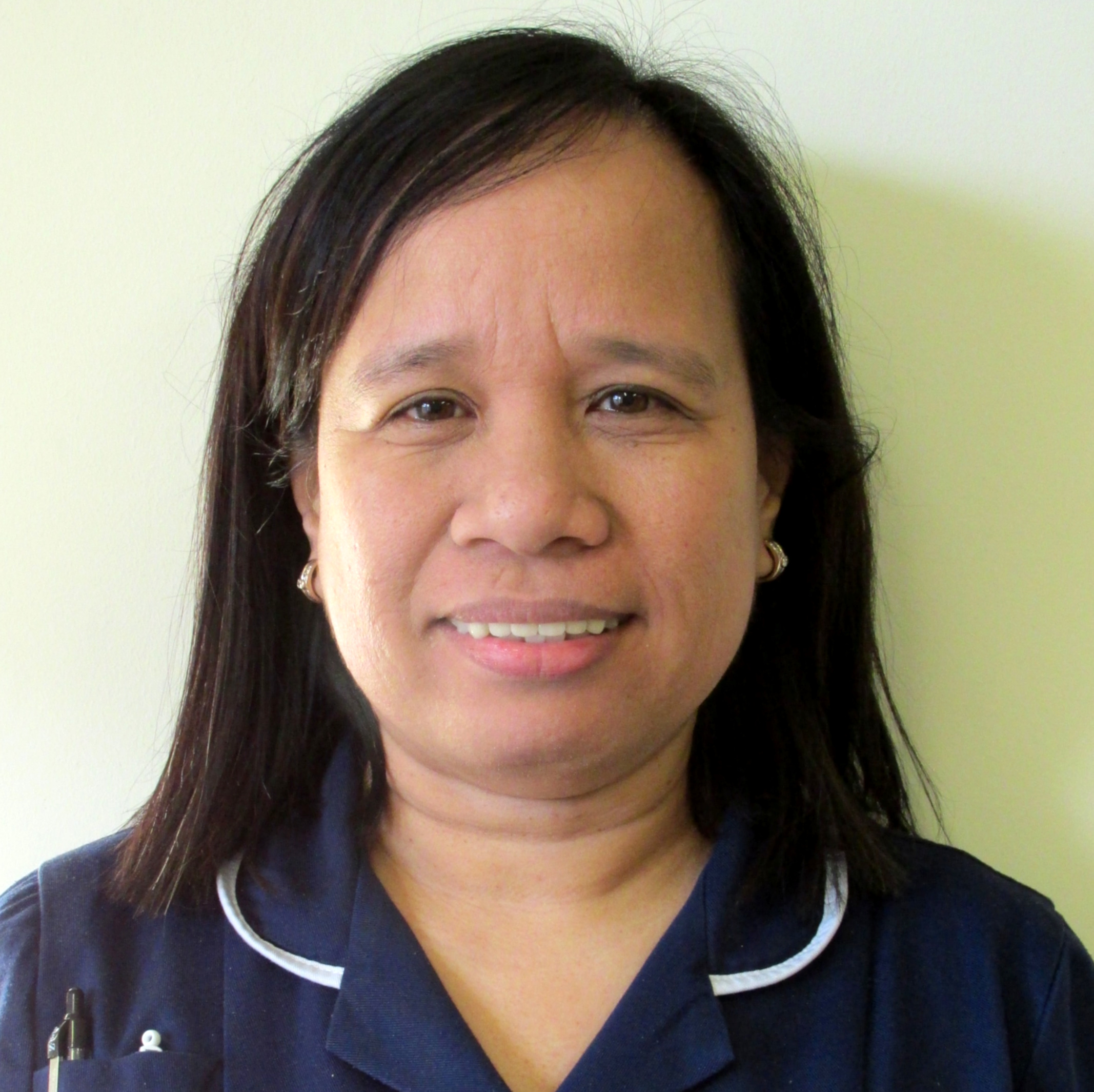 An Image of the Deputy Manager Jocelyn San Pedro